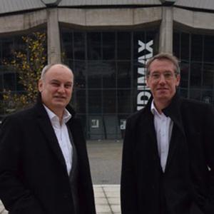 Thomas Lechner und Peter Wieczorek, Geschäftsführer